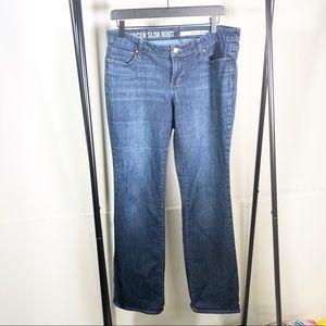 DKNY Mercer Slim Boot Cut Jeans size 10